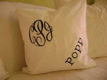 I am sew happy about all my great monogramming projects.