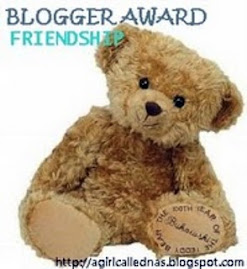 FRIENDSHIP AWARD N TAG FROM IMMA(PINKY ROSE COTTAGE)N RA (DANIA'SCUTE COTTAGE)