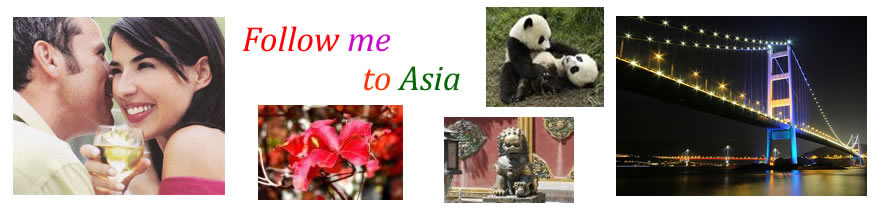 Asia - Tourist Attractions and Places of Interest   Places to See   Places to Visit