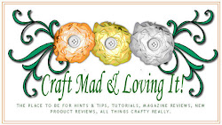 Craft Mad and Loving It blog