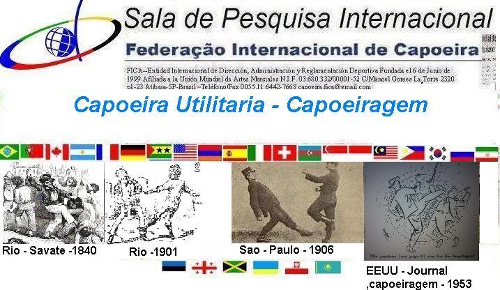 capoeira utilitaria - capoeiragem