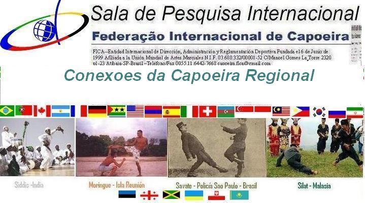 Conexoes da Capoeira Regional
