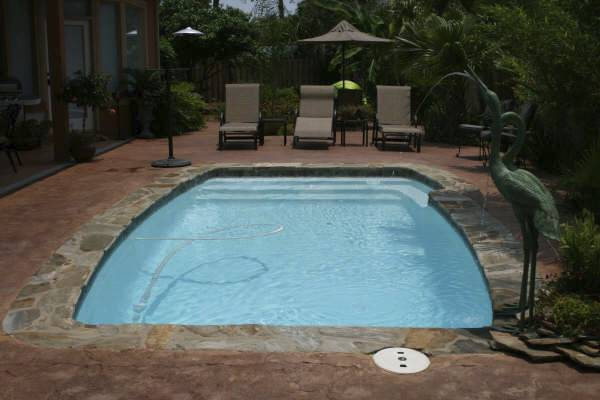 Splash Pools North Carolina Splash Fiberglass Pools Of