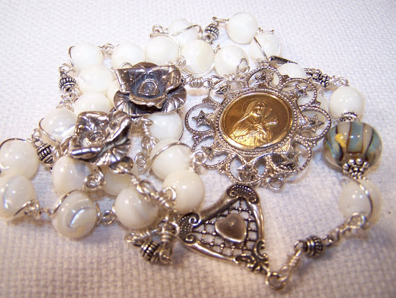 No. 92.  Chaplet of Saint Theresa- NEW (SOLD)