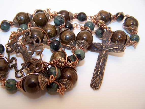 No. 101.  Chaplet of Mercy And Forgiveness- NEW