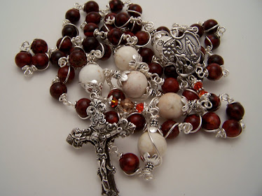 No. 47.  Rosary Of The Blessed Virgin Mary