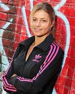 Dinara Safina Tennis Star Image