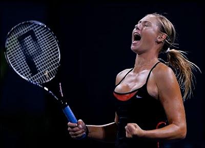 Dinara Safina Sexy Tennis Wallpaper