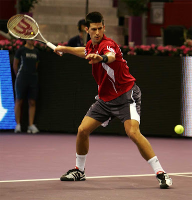 Novak Djokovic Hot Tennis Wallpapers