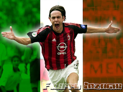 Filippo Inzaghi Picture Gallery