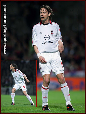 Filippo Inzaghi Top Soccer Player Gallery