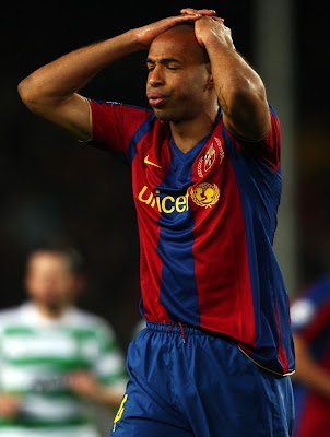 Thierry Henry Top Soccer Player Gallery