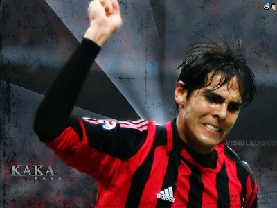Kaka Top Soccer Player Gallery