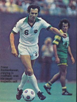 Franz Beckenbauer Top Soccer Player Gallery