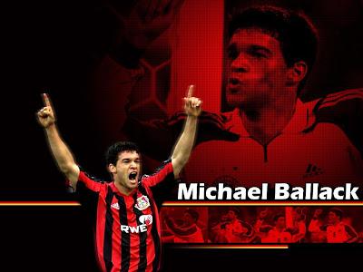 Michael Ballack Pictures