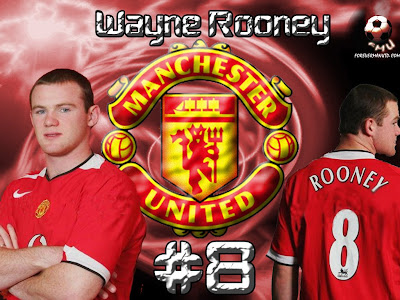 Rooney Top Soccer Player Gallery
