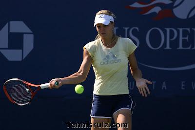Maria Kirilenko Tennis Player Photo Gallery