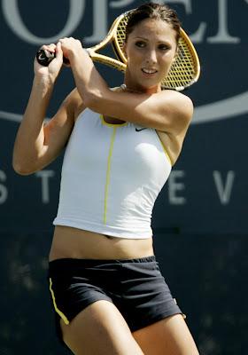 Anastasia Myskina Tennis Player Wallpaper