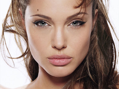 Hot Sexy Angelina Jolie Wallpaper