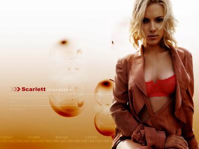 Hot Sexy Scarlett Johansson Wallpaper Gallery