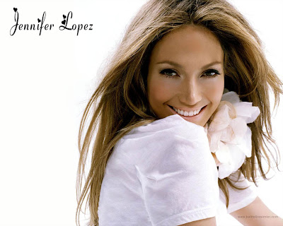 Hot Sexy Jennifer Lopez Wallpaper