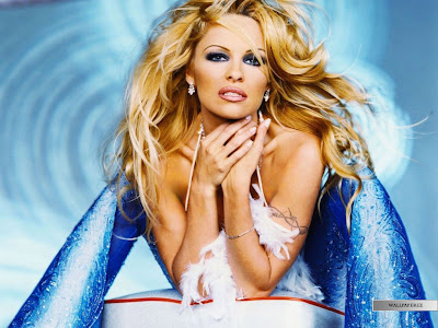 Hot Sexy Pamela Anderson Wallpaper