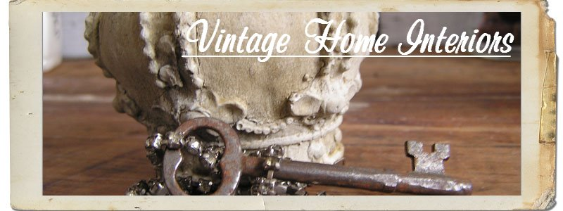 Vintage Home Interiors