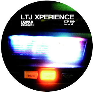 LTJ X-Perience - Sound Machine - On The Floor