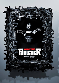 Punisher War Zone Lenticular Poster