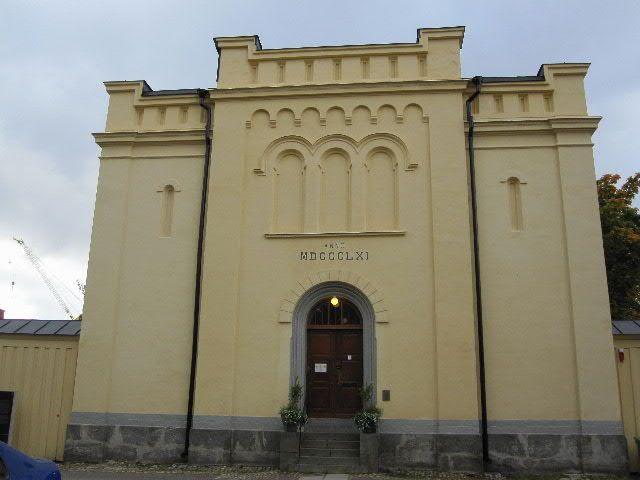 Bla Kok Och Bar Umea :  Umeo Det stod klart 1861 och de sista fongarna flyttade ut 1981