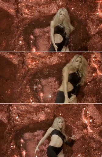 shakira bad dancer