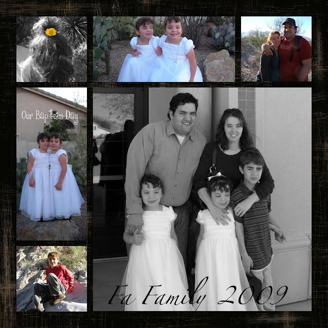 Vuna & Jen Fa Family