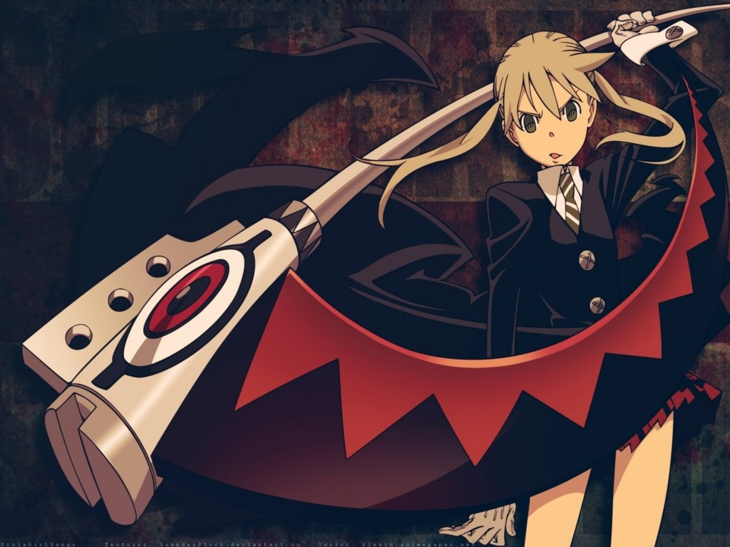 Soul Eater Maka Albarn Part in the Story-Prologue