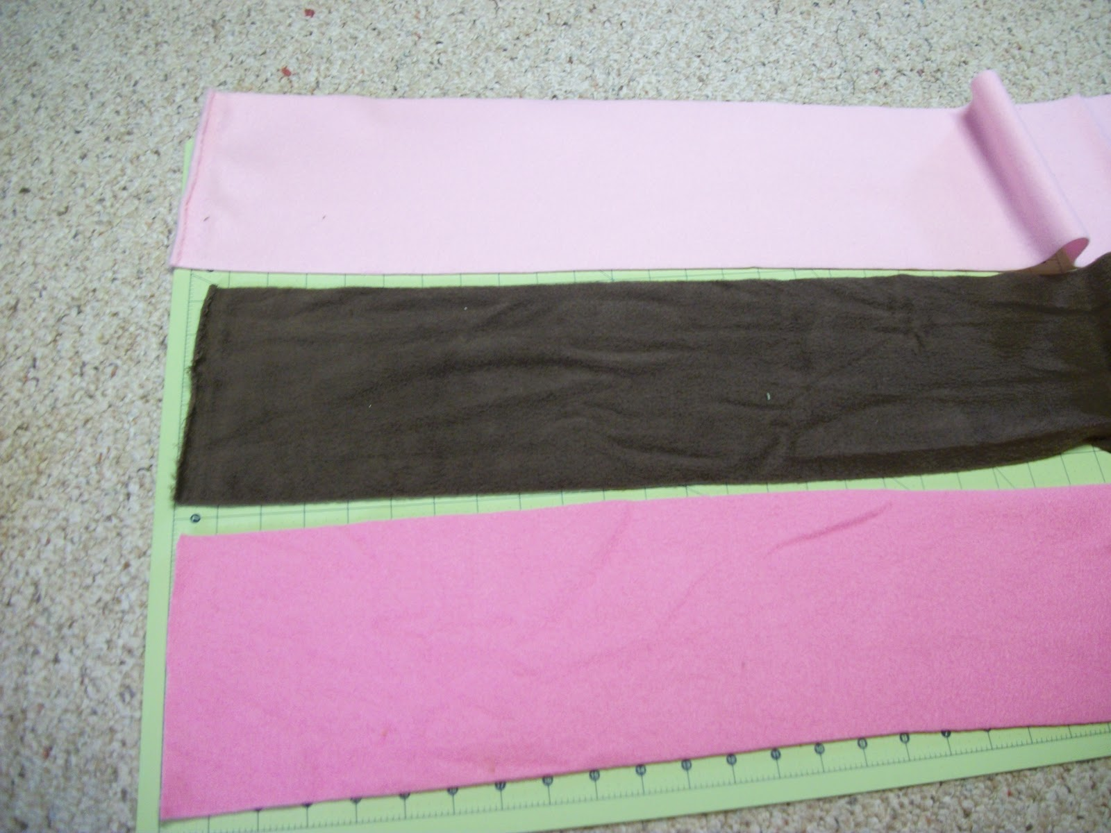 3 способа сделать шарф из флиса Шитье 33