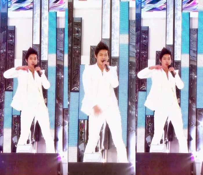 SS501 in MBC Music Core 05/12/2009