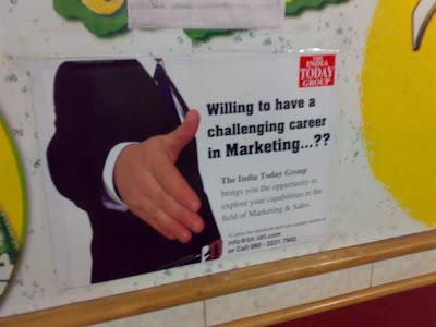 India today marketing advert