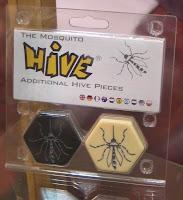 Rozšíření The Mosquito