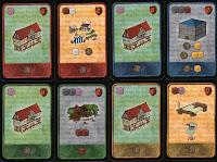 Hráčské karty staveb
