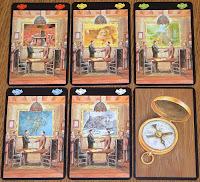 Ukázka sázkových karet