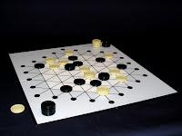 Gipf - hrací deska