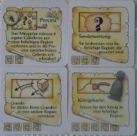 Čtyři akční karty