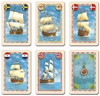 Karty lodí