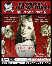 Art Star Series- Megz Majewski & Lil Lovroc