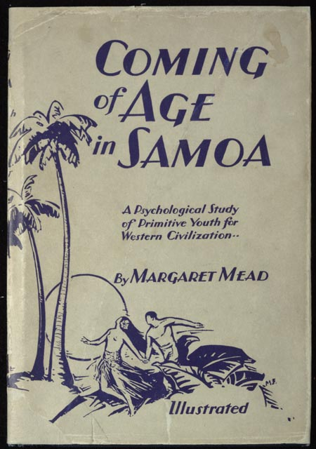 Coming Of Age. Title: Coming of Age in Samoa