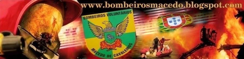 Corpo de Bombeiros Macedo de Cavaleiros