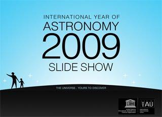 Presentación IYA2009