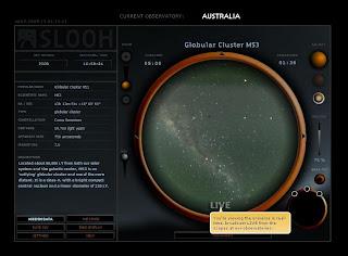 Slooh Australia