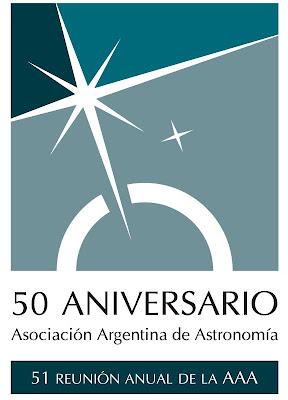 Logo 50 Aniversario de la AAA