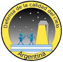 Logo Defensa de la calidad del cielo