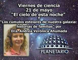 Viernes de ciencia Planetario